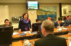 Hanoi y Wellington comparten experiencias sobre funcionamiento del Consejo Popular