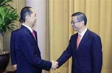 Presidente de Vietnam aboga por mayor cooperación con China en reforma judicial