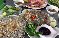 Productos vietnamitas presentes la feria de alimentos en Rusia