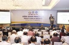 Concluye reunión 35 del Comité Ejecutivo de la Asociación de Seguridad Social de ASEAN