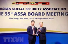 Honran 17 proyectos destacados de entidades miembros de Asociación de Seguridad Social de ASEAN