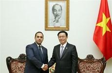 Vietnam y Bulgaria aspiran a impulsar relaciones económicas