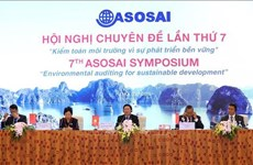 ASOSAI 14: Países asiáticos comparten experiencias en auditoría ambiental