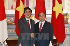 Vietnam envía felicitaciones a Japón por el 45 aniversario de nexos bilaterales