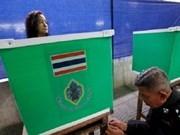 Tailandia anuncia hoja de ruta de las elecciones generales