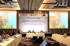 Destacan necesidad de reestructuración financiera hacia desarrollo rápido y sostenible en Vietnam