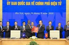 Comité nacional sobre gobierno electrónico de Vietnam efectúa su primera reunión