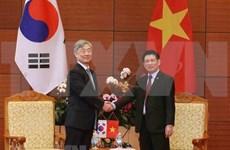 Vietnam y Corea del Sur trazan planes para agilizar cooperación en auditoría