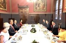 Destacan desarrollo positivo de las relaciones parlamentarias Vietnam- Hungría