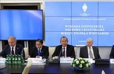 Vietnam y Polonia incrementan cooperación económica