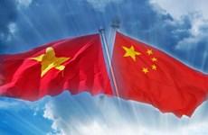 Destacan avance de lazos Hanoi- Beijing en ocasión del aniversario 69 de Día Nacional de China