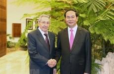 Cuba envía condolencias por fallecimiento del presidente vietnamita Tran Dai Quang
