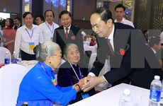 Presidente Dai Quang, un hijo eminente de provincia vietnamita de Ninh Binh