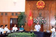 Premier vietnamita insta a Lang Son a promover comercio fronterizo