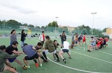 Concluye primer festival deportivo de estudiantes vietnamitas en República Checa