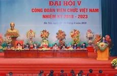 Duodécimo congreso sindical de Vietnam elige a la junta ejecutiva