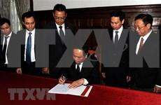 Vietnamitas y amigos internacionales en ultramar destacan personalidad del presidente Tran Dai Quang