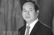Destacan legado de presidente vietnamita Tran Dai Quang en mantenimiento del orden social