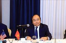 Premier de Vietnam preside coloquio en Estados Unidos sobre atracción inversionista