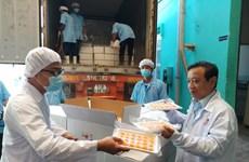 Vietnam exporta huevos de pato salados a Australia
