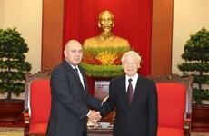 Vietnam hará todo lo posible para consolidar lazos con Cuba, afirma secretario general del Partido Comunista