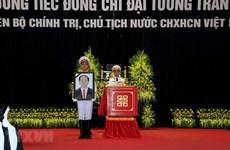 Amigos internacionales manifiestan solidaridad con Vietnam por fallecimiento de presidente Dai Quang