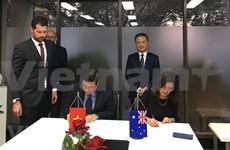 Vietnam y Australia cooperan en formación de abogados