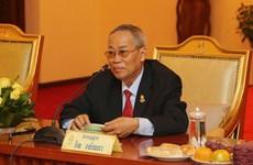 Fallece primer vicepresidente del Senado de Camboya