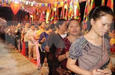 Inauguran festival An Sinh en honor a dinastía feudal vietnamita