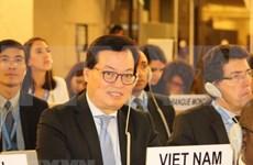 Vietnam participa activamente en sesión del Consejo de Derechos Humanos