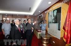 Dirigente partidista de Vietnam pide a Academia de Agricultura adaptarse a revolución industrial