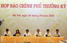 Miembros del gobierno vietnamita aclaran asuntos de gran interés público