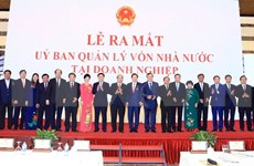 Debuta Comité para la Gestión de Capitales Estatales de Vietnam