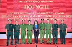 Presentan balance de lucha contra narcotráfico en provincia norvietnamita de Son La