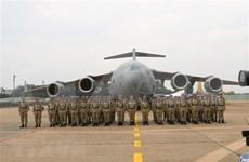 Soldados vietnamitas viajan a Sudán del Sur para misiones de paz