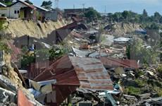 Registran otro fuerte sismo en Indonesia