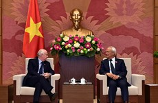 Vietnam y Reino Unido por fomentar nexos entre órganos legislativos
