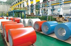 Indonesia exime a acero recubierto de color de Vietnam de medidas antidumping