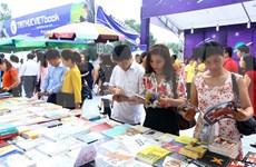 Comienza Festival de Libros en Hanoi con varias propuestas de interés