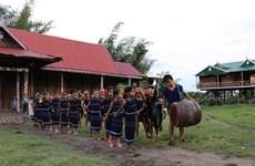 Provincia vietnamita de Gia Lai lista para Festival Cultural de Gongs