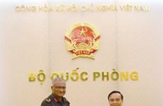 Vietnam aprecia cooperación en defensa con la India