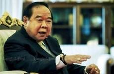 Tailandia mantendrá elecciones generales en 2019, afirma vicepremier