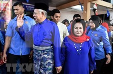 Esposa del expremier malasio Najib Razak acusada de lavado de dinero