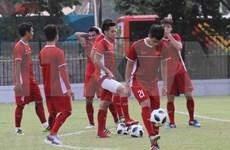 Vietnam acogerá ronda eliminatoria del Campeonato Asiático 2020 de categoría Sub-23