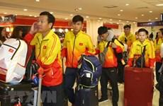 Deportistas vietnamitas participan en Juegos Olímpicos de la Juventud- 2018 en Argentina