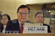 Asambleas de OMPI dirigidas por Vietnam concluyen en Ginebra