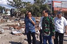 Presidente indonesio insta a acelerar labores de rescate tras sismo