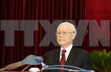 Comité Central del Partido Comunista de Vietnam concluye su octavo pleno