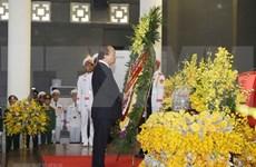 Do Muoi, líder talentoso, secretario general firme y creativo en empresa de renovación