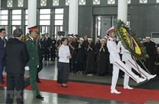 Países en el mundo expresan pesar por fallecimiento de Do Muoi